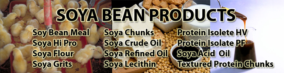 Soyabean products